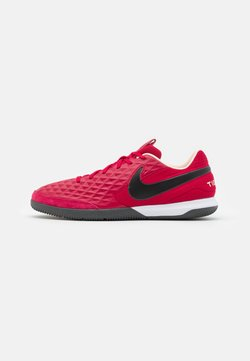 Nike Performance - TIEMPO LEGEND 8 ACADEMY IC - Fußballschuh Halle - cardinal red/black/crimson tint/white