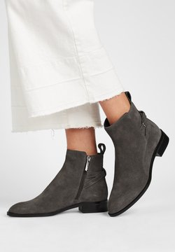 What For - Ankle Boot - dunkelgrau