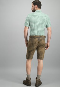 Stockerpoint - Shorts - light brown
