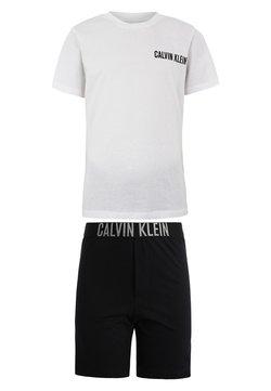 Calvin Klein Underwear - SET - Pyjamas - white/ black