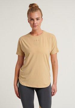 Hummel - LREESE - T-shirt basic - lark