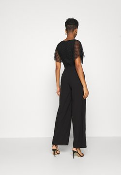 Lace & Beads - LAURA - Combinaison - black