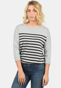 JDY - LIESE - Strickpullover - light grey