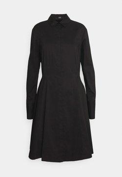 Steffen Schraut - SUMMER DRESS - Vestido camisero - black