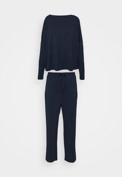 Anna Field - SET - Pyjama - dark blue