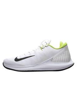 Nike Performance - AIR ZOOM HC - Multicourt Tennisschuh - white/volt/black