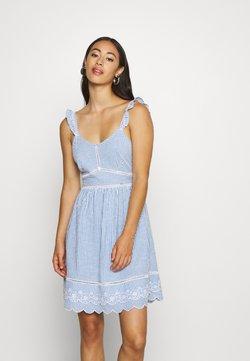 Superdry - GIA CAMI DRESS - Sukienka letnia - blue