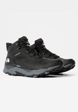 The North Face - M VECTIV EXPLORIS MID FUTURELIGHT - Hikingschuh - tnf black/zinc grey