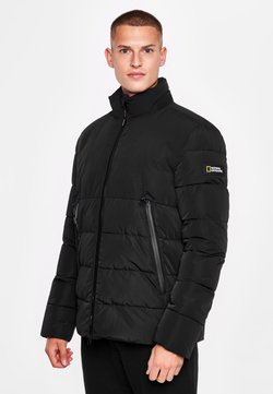 National Geographic - RE-DEVELOP - Winterjacke - black