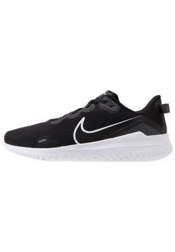 Nike Performance - RENEW RIDE - Zapatillas de running neutras - black/white/dark smoke grey
