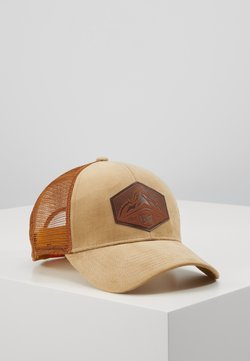 Buff - TRUCKER - Gorra - kernel brindle
