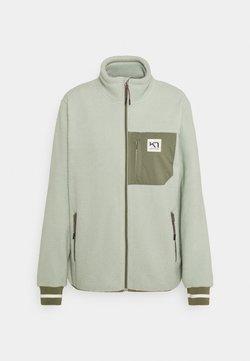 Kari Traa - RØTHE MIDLAYER - Fleece jacket - slate