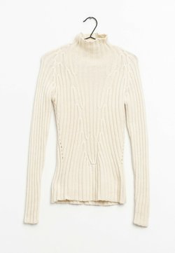 Allude - Strickpullover - beige