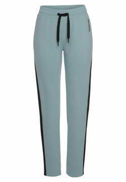 Bench - Jogginghose - mint-schwarz