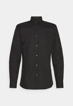 HUGO - ELISHA - Camicia elegante - black