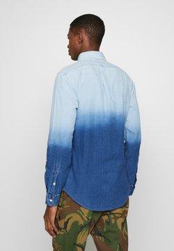 Polo Ralph Lauren - INDIGO SOLID - Koszula - blue dip dye