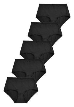 Next - 5 Pack - Panties - black