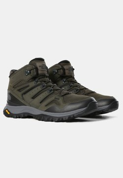 The North Face - Hikingschuh - new taupe green/black