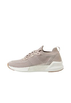 OYSHO - WITH TRANSLUCENT DETAIL - Sneakersy niskie - rose
