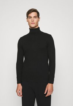 STUDIO ID - TURTLENECK - Sweter - black