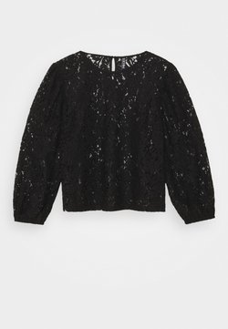 PIECES Tall - PCGERTIE  - Blouse - black