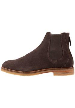Clarks - CLARKDALE GOBI - Støvletter - dark brown
