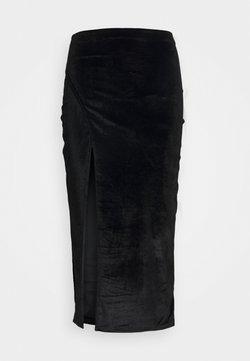 Glamorous Tall - LADIES SKIRT  - Kynähame - black