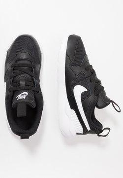 Nike Sportswear - PEGASUS  LITE - Sneakers - black/white