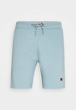 INDICODE JEANS - BRENNAN - Shorts - blue wave