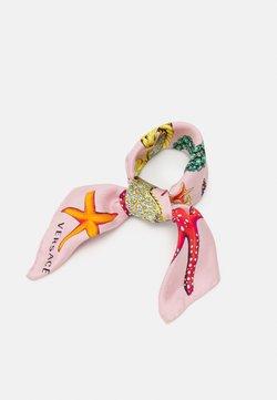 Versace - FOULARD - Foulard - rosa/multicolor