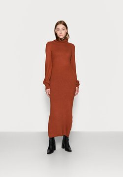 Glamorous Tall - LADIES DRESS  - Neulemekko - rust