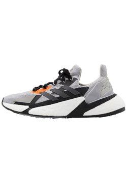 adidas Originals - X9000L4 BOOST SPORTS RUNNING SHOES - Sneakersy niskie - grey two f/night met./grey three f