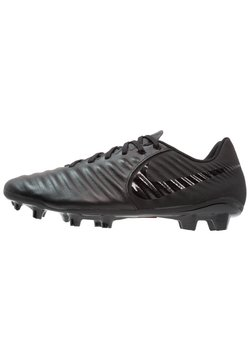 Nike Performance - LEGEND 7 ACADEMY MG - Moulded stud football boots - black/light crimson