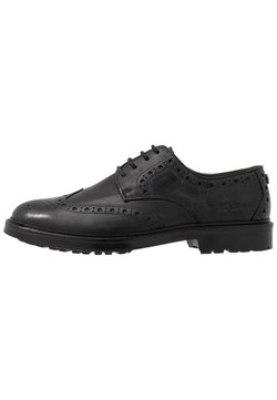 Barbour - OUSE - Business-Schnürer - black