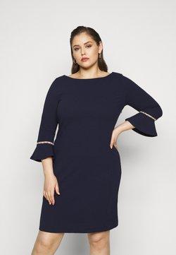 Anna Field Curvy - Vestido ligero - evening blue
