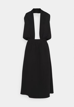 YAS Petite - YASAJA MIDI DRESS - Cocktail dress / Party dress - black