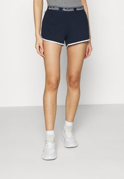 Hollister Co. - CHAIN LOGO - Shorts - navy