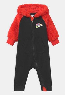 Nike Sportswear - ZIG ZAG - Jumpsuit - black
