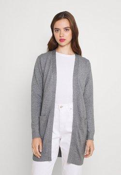 b.young - BYNONINA - Cardigan - medium grey melange