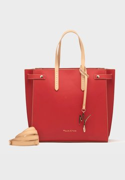 Manila Grace - Shopping bag - rosso