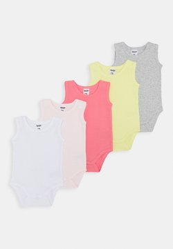 Cotton On - THE SINGLET BUBBYSUIT 5 PACK - Body - multicolor