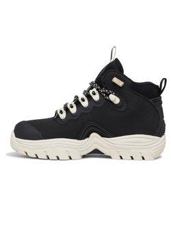 DC Shoes - NAVIGATOR - Snowboots  - black/cream