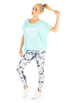 Winshape - MCT017 ULTRA LIGHT - T-shirt print - mint