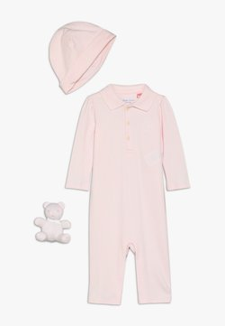 Polo Ralph Lauren - COVERAL APPAREL SET - Bonnet - delicate pink
