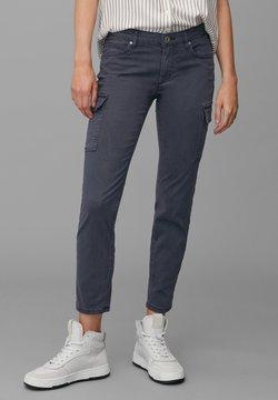 Marc O'Polo - LULEA  - Jeans Skinny Fit - midnight blue