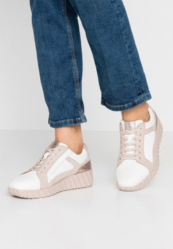 Tamaris Pure Relax - LACE-UP - Sneakers - rose