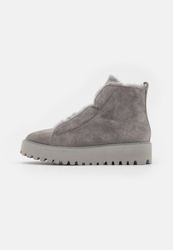 Kennel + Schmenger - HIKE - Ankle Boot - stone/grau