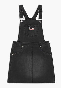 Levi's® - JUMPER - Jeanskleid - black denim