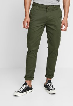 Scotch & Soda - STUART CLASSIC SLIM FIT - Chinot - military