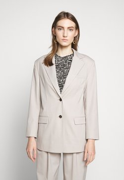 House of Dagmar - VALENTINA - Blazer - light grey